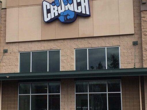 Crunch Fitness- 164th and Mill Plain