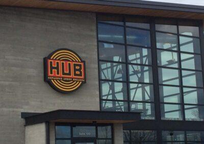 Hopworks Urban Brewery Building