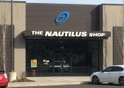 Nautilus R&D Shop and Store